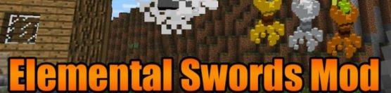 Мод на мечи 0.14.0 для майнкрафт