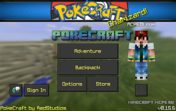 Мод PokeCraft 1.0/0.17.0/0.16.0